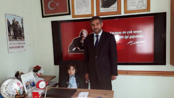 Çukurdere Mahallesi  Muhtarı Mehmet Fatih Gönültaş Muhtarlığın Tanımını Değiştirdi