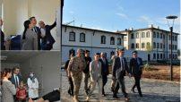 Malatya Valisi Sn. Aydın Baruş, Geri Gönderme Merkezinde İncelemelerde Bulundu