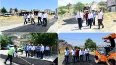 """Başkan Çınar, """"İlçemizin gelişim ve büyüme sürecini planlı bir hizmet anlayışıyla sürdürmekteyiz"""