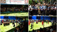 25.Yeşilyurt Kültür Kiraz ve Spor Festivali Başladı