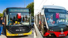 YKS'ye girecek adaylar için , MOTAŞ'a ait toplu taşıma araçlarından ücretsiz yararlanacak