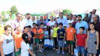 Yeşilyurt Belediyesinin 7 -14 yaş arasındaki öğrencilere yönelik açtığı Spor Okullarının ikinci dönem kayıtları devam ediyor