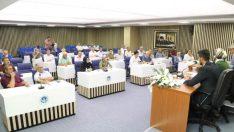 Battalgazi Belediye Meclisi, Battalgazi Belediye Başkanı Osman Güder'in başkanlığında olağanüstü toplandı.