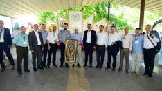 Yeşilyurt Belediyesi,Tarihi Kentler Birliği Yönetim Kurulu Başkanı ile İl ve İlçe Belediye Başkanlarını misafir etti