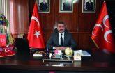 """MHP Malatya İl Başkanı R.Bülent Avşar """"24 Temmuz Gazeteciler ve Basın Bayramı"""" dolayısı ile bir mesaj yayımladı."""