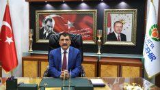 Başkan Gürkan 'Basın Bayramı' dolayısıyla bir mesaj yayınladı