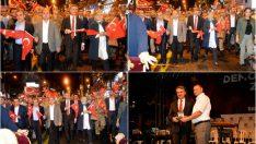 Malatya'da 15 Temmuz Demokrasi ve Milli Birlik Günü dolayısıyla anma programı düzenlendi.
