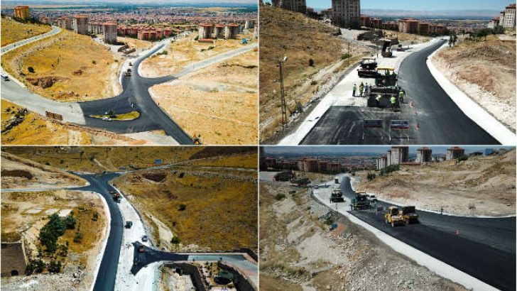Büyükşehir Belediye Başkanı Selahattin Gürkan devam eden çalışmaları sık sık yerinde inceliyor.