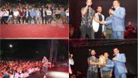 Malatya Kayısı Festivalinde Yusuf Güney müzikseverleri coşturdu