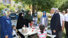 Battalgazi'de Mahalle Sakinleri Parklarına Sahip Çıkıyor