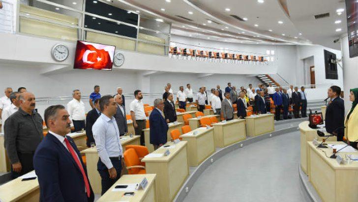 Malatya Büyükşehir Belediyesi Meclisi Ağustos Ayı İlk Toplantısı Gerçekleştirildi