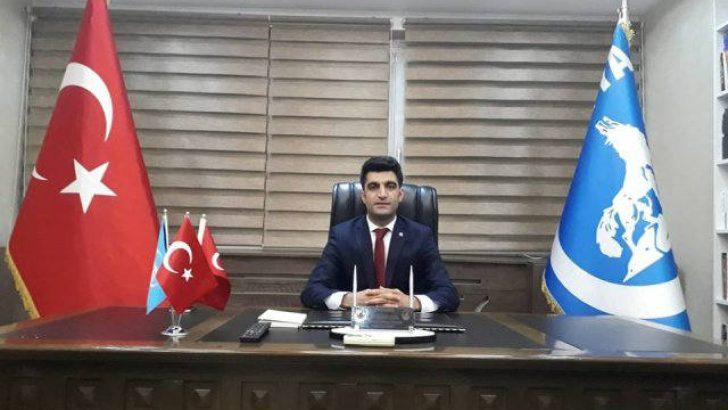 Malatya Ülkü Ocakları Başkanı Bayram IŞIK'ın Kurban Bayramı Mesajı