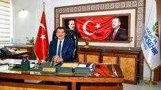 Malatya Büyükşehir Belediye Başkanı Selahattin Gürkan, Zafer Bayramı dolayısıyla bir mesaj yayınladı