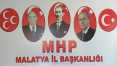 Malatya'nın Altını Oyan Malum STK , MHP'yi Hedef Aldı