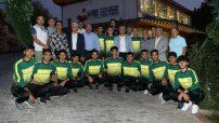 Başkan Güder, Battalgazi Belediye Spor Yönetimi İle Yemekte Buluştu