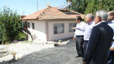 Hanımınçiftliği Belediyesi Hizmet Binası'nın Gençlik Eğitim ve Kültür Merkezi olacak