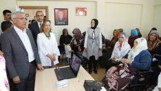 Battalgazi Belediyesi, sağlık alanında vatandaşın bilgilendirilmesi çalışmalarını sürdürüyor.