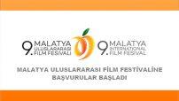 9. Malatya Uluslararası Film Festivaline Başvurular Başladı
