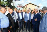 Muhtarlar Asker Selamı Verdi, Mehmetçik İçin Dua Etti