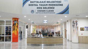 Battalgazi Sosyal Yaşam merkezi 7'den 77'ye herkese hizmet veriyor, 'Asgari ücretli, öğrenci ve ev hanımlarına özel indirimler'