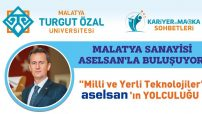 Malatya Sanayisi ASELSAN'la buluşuyor