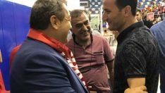 Fendoğlu'ndan Hakem Suat Arslanboğa'ya destek