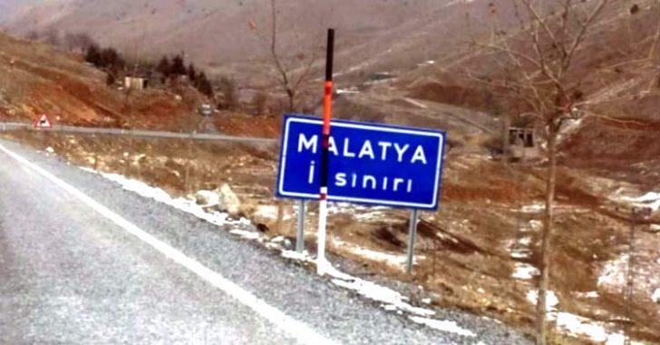Malatya ile Adıyaman arasında 3 yıl önce tabela nedeniyle başlayan sınır kavgası yeniden alevlendi