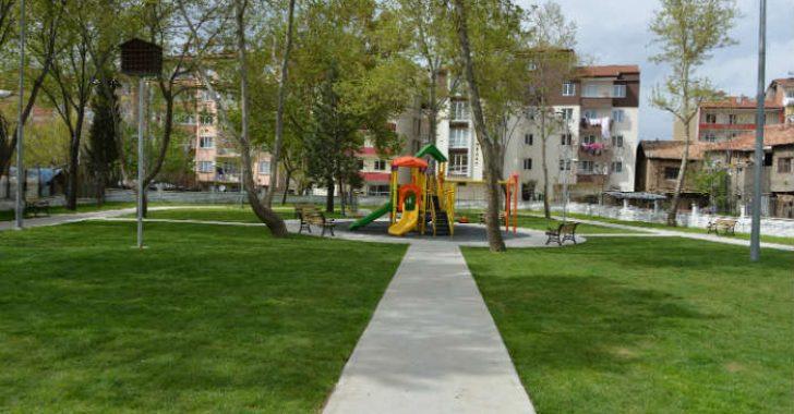 """""""Parklarımız, Modern ve Güçlü Tasarımlarıyla Kent Yaşamına Farklılık Kazandırıyor"""""""