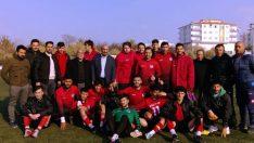 Ataköyspor'u 2-1'lik skorla devirmeyi başaran Battalgazi Belediyespor, puanını 7'e yükseltti