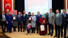 Yeşilyurt Belediyesi, Genç Çiftçiler Projesi' ödül törenine ev sahipliği yaptı.