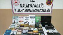Jandarma'dan Malatya'da DEAŞ operasyonu