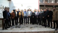 Battalgazi Belediye Başkanı Osman Güder, muhtarlarla bir araya geldi.
