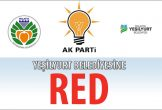 Ak Partili Malatya Büyükşehir Belediyesin'den , Ak Partili Yeşilyurt Belediyesine RED