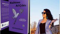Malatyalı yazar Elif Polat Dincer Kalbime Af Çıktı adlı kitabıyla 16 Şubat'ta Istanbul Cnr Kitap Fuarında kitap severlerle buluşacak
