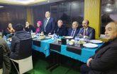 Türk Yerel Hizmet Sen Genel Başkanı Mustafa yorulmaz Malatya'da bir dizi ziyaretlerde bulundu.