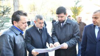 Yeşilyurt Belediye Başkanı Mehmet Çınar, 31 Mart Mahalli İdareler Seçimlerindeki vaatlerini teker teker hayata geçiriyor.