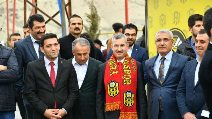 Y.Malatyaspor'a Birlik ve Beraberlik Ruhuyla Sahip Çıkalım