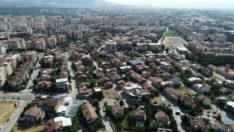 Turgut Özal Mahallesi Kentsel Gelişim ve Dönüşüm' projesi onaylandı.Resmi Gazete Yayımladı