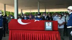 Şehit Polis Memuru Fatih Kara Son Yolculuğunu Uğurlandı