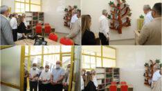 Cemil Taşçıoğlu anısına Battalgazi Belediyesi tarafından Niyazi Mısri Sosyal Bilimler Lisesi'nde kütüphane açıldı.