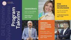 'Dil Eğitiminin Büyüleyici Dünyası' Çalıştayı