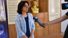 Özge Dilay Örüm, 500 Tam Puan alarak Türkiye Birincisi olmuştur.