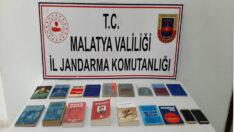 Malatya İl Jandarma Komutanlığı PKK/KCK Terör Örgütü Propagandası Yapan 2 Şahsı Gözaltına Aldı
