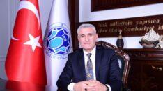 """Osman Güder, """"Tarihi bir miladın başlangıcına hep birlikte şahitlik ettik."""