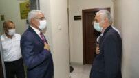 Battalgazi Belediye Başkanı Güder'in Ahilik Haftası Ziyaretleri