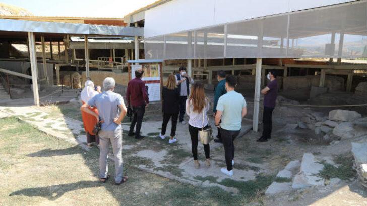 Battalgazi Belediye Başkanı : Arslantepe , Bir medeniyet çağrısını kulağımıza fısıldıyor