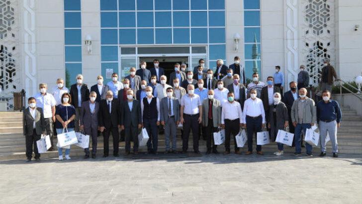 Battalgazi Belediye Başkanı Osman Güder, Görevler farklı olsa da ortak nokta millete hizmettir