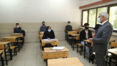 Battalgazi Belediye Başkanı Güder , Öğrencileri Yalnız Bırakmadı