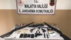 Malatya İl Jandarma Komutanlığı PKK propagandası yapan şahıslara göz açtırmıyor 10 Kasım 2020