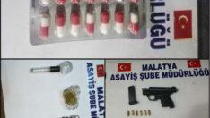 Malatya Asayiş Bülteni Günlük Olaylar 2-3 Kasım 2020